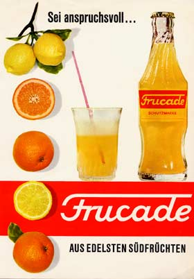 Frucade! New product from Autria!