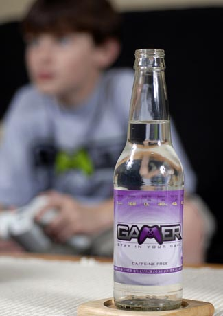 Attention GAMERS! The winner soda just arrived! Click here for more information.